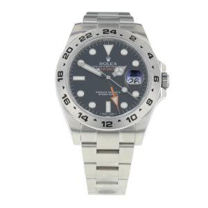 Pre-Owned Rolex Explorer II Mens Watch 216570