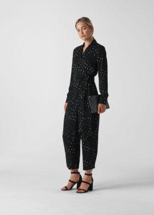 Whistles Women Star Print Jumpsuit