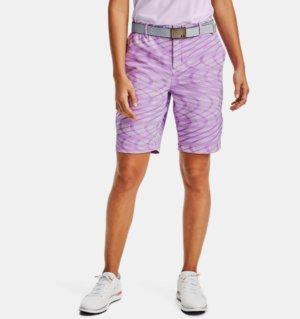 Women's UA Links Printed Shorts