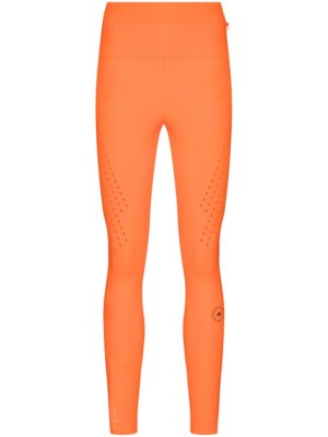 adidas by Stella McCartney Truepurpose high-waist leggings - Orange
