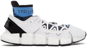adidas by Stella McCartney White Vento Sneakers