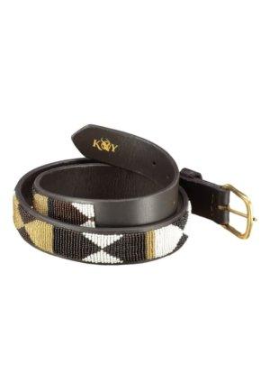 Beaded Belt - Dunia (Narrow) Belts Koy Clothing