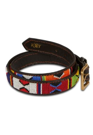 Beaded Belt - Jua (Narrow) Belts Koy Clothing