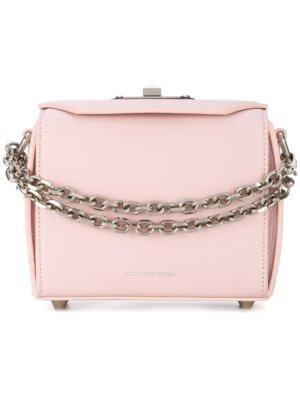 Alexander McQueen Box bag - Pink