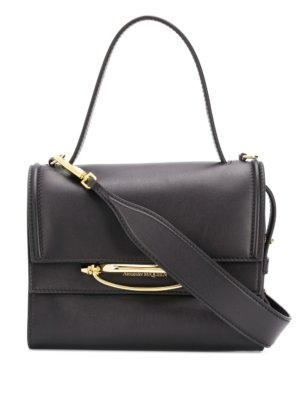 Alexander McQueen The Story tote bag - Black