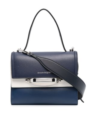 Alexander McQueen The Story tote bag - Blue