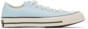 Converse Blue Chuck 70 OX Sneakers