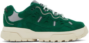 Converse Green Golf Le Fleur Edition Gianno Sneakers
