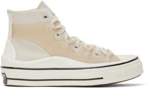 Converse Off-White Kim Jones Edition Chuck 70 Utility Wave Hi Sneakers