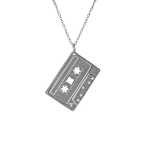 Edge Only - Mens Mixed Tape In Silver