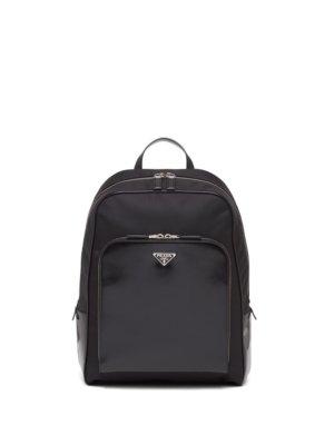 Prada Re-Nylon backpack - Black