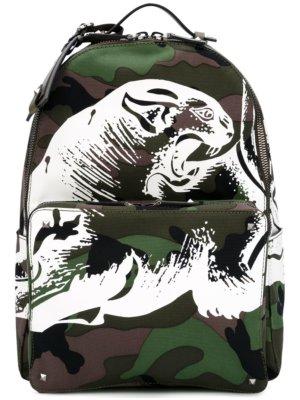 Valentino Garavani Camupanther backpack - Multicolour
