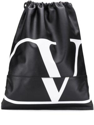 Valentino Garavani VLOGO backpack - Black